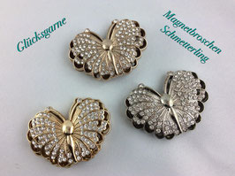 Magnetbroschen Schmetterling