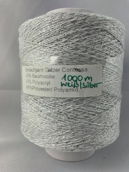 Contessa Weiß/ Silber