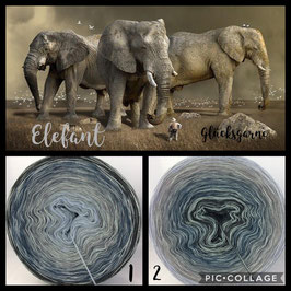 Elefant 1 oder 2