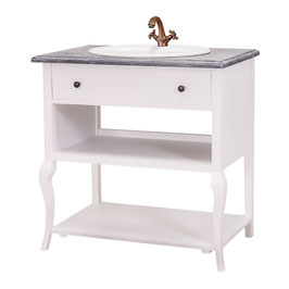 MEUBLE CONSOLE - vasque incluse - FRENCHIE