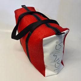 JaMia® BEACH-XXL rot-schwarz-weiss