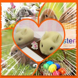 Häschen- und Schäfchen Seifen für Ostern