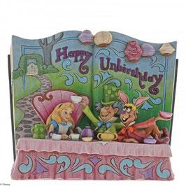 Happy Unbirthday (Storybook Alice in Wonderland Tea Party Fi 4062257