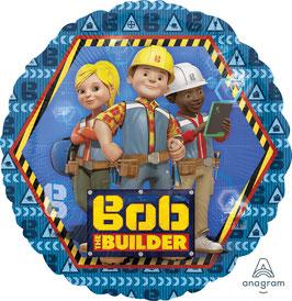 """Folienballon 17"""" - Bob the Builder"""