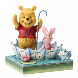 Winnie the Pooh and Piglet Figurine 4054279