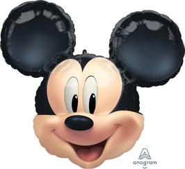 Folienballon XXL - Mickey Supershape