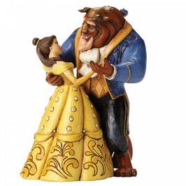Moonlight Waltz (Beauty and The Beast Figurine) 4049619