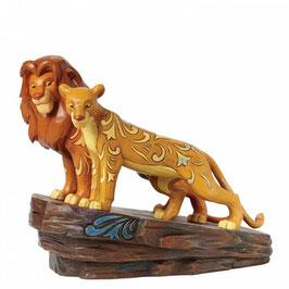 Love at Pride Rock (Simba and Nala Figurine) 4040432