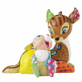 Bambi and Thumper Figurine 4055230