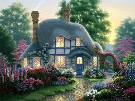 Сказочный домик (П-8)