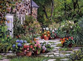 Цветы во дворе, ПП-4