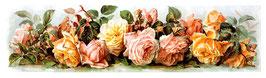 Желтые и розовые розы (ЦРП-5)