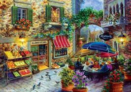 Италия. Уличное кафе(П-109)