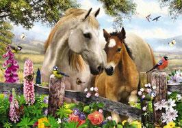 Две лошадки (Ж-32)