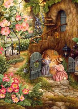 В гости к матушке крольчихе (М-4)