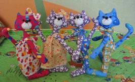 Котики подарочные в нарядах