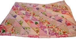 """Лоскутное одеяло взрослое """"Розовые  мечты"""""""