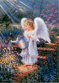 Ангел с лейкой  (Д-24)