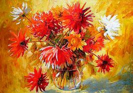 Осенние цветы (Ц-65)