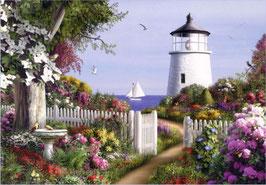Пейзаж с маяком (П-11)
