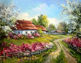 Когда цветут сады (П-65)