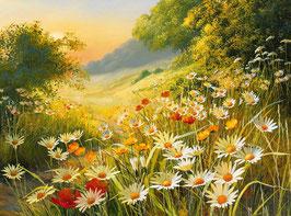 Полевые цветы (П-25)