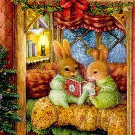 Рождественские кролики (М-