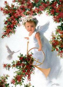 Ангел музыки (Д-9)