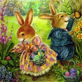 Пасхальные кролики (М-31)