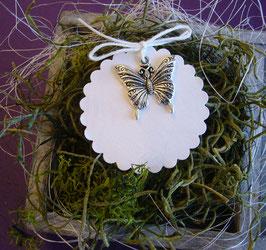 Metallanhänger 3 - Schmetterling