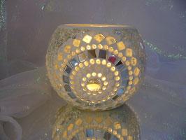 Windlicht Rondelle - Spiegel 2