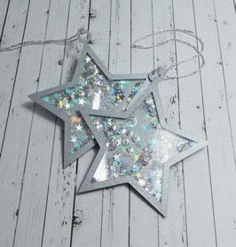 Sternen-Schüttelanhänger 7