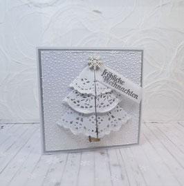 Weihnachtskarte 23 - fröhliche Weihnachten