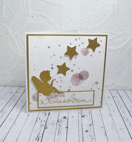 Weihnachtskarte 46 - Frohe Weihnachten