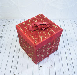 Hochzeit - Überraschungsbox 4, Rot