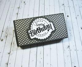 Küchlein Verpackung 3 - happy Birthday