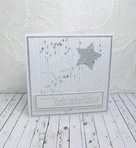 Weihnachtskarte 49 - frohe Weihnachten...