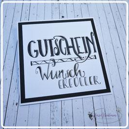Lettering Gutschein 1