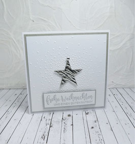Weihnachtskarte 38 - Frohe Weihnachten...