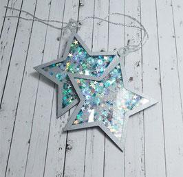 Sternen-Schüttelanhänger 5