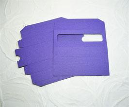 Papierrohling Schiebeschachtel - SchokoOstereier