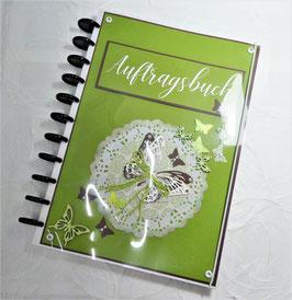 Auftragsbuch Ringbindung 4 - komplett