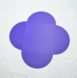 Papierrohling Kreisverpackung - einfach
