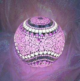Mosaik Kugellampe individuell, nach Wunsch