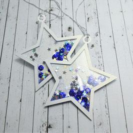 Sternen-Schüttelanhänger 1