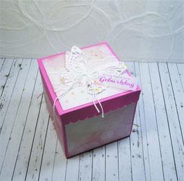 Geburtstags - Überraschungsbox 3, Pink