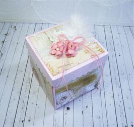 Hochzeit - Überraschungsbox 3, Rosa