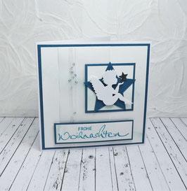 Weihnachtskarte 47 - Frohe Weihnachten