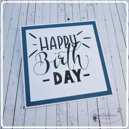 Lettering Geburtstag 5