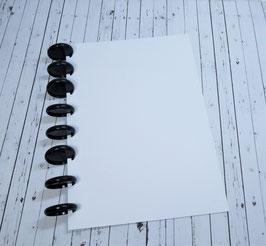 Agenda Zubehör - Blanko Papier
